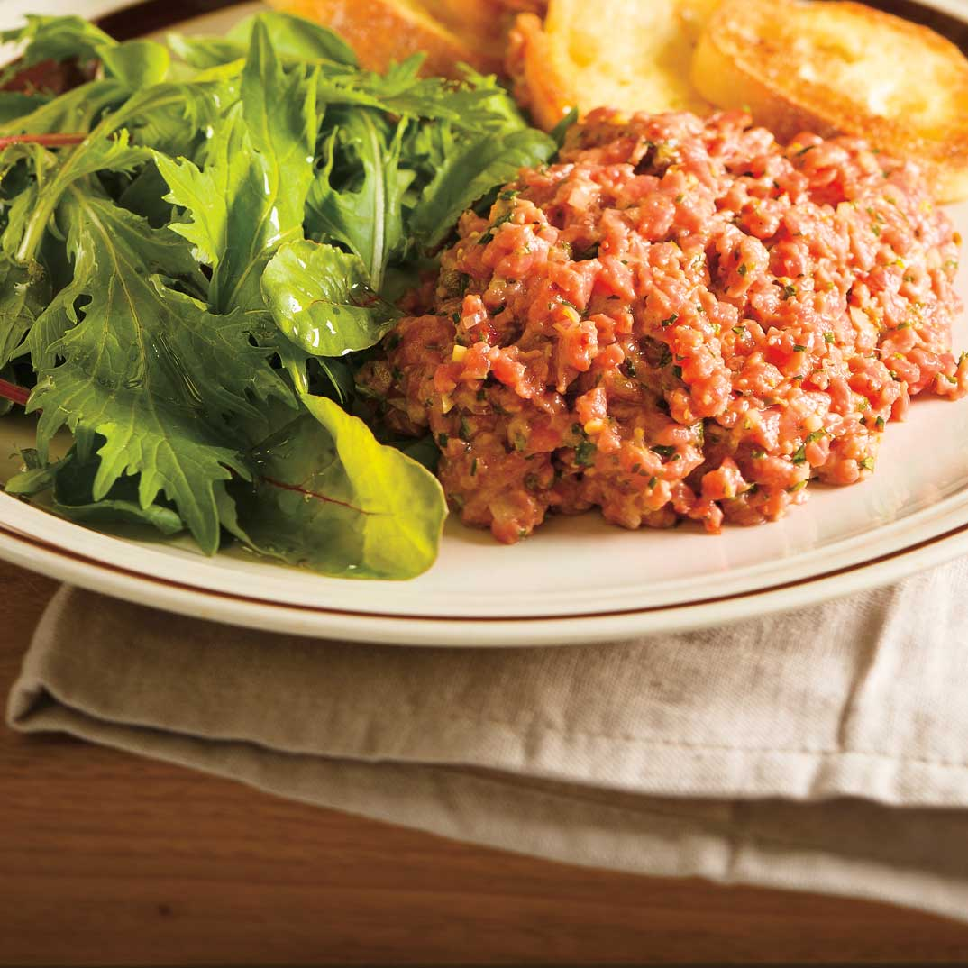 Beef Tartare (The Best)