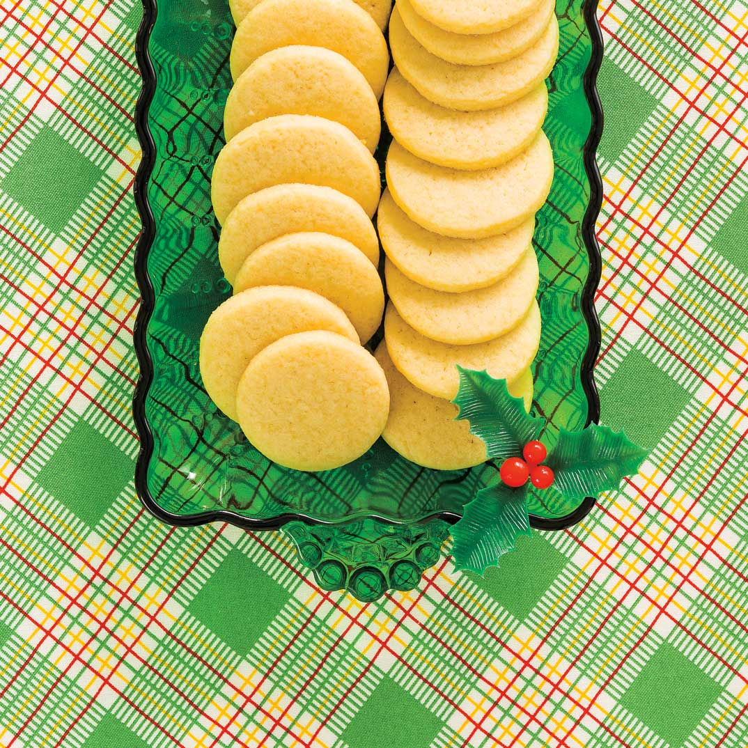 Biscuits au beurre de base