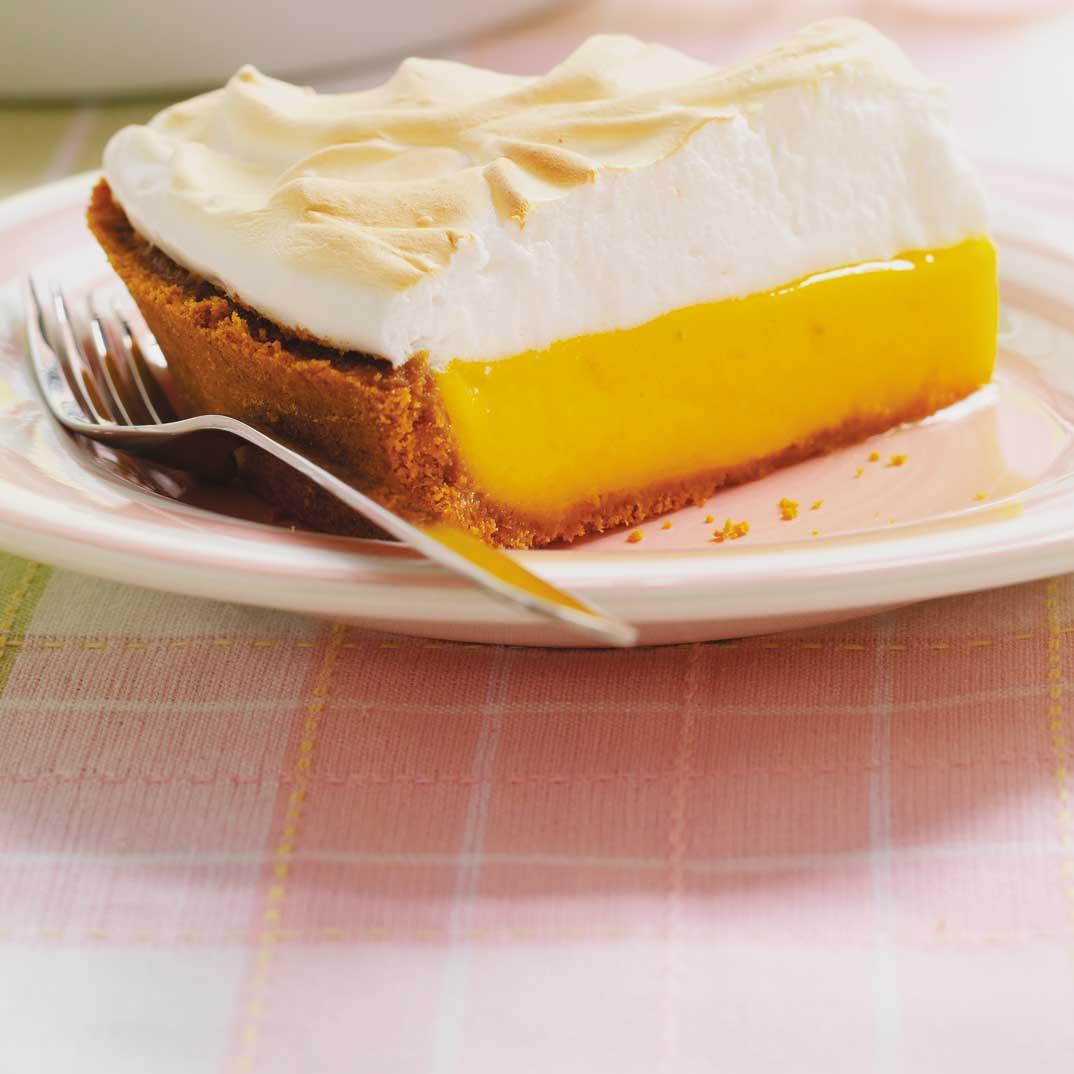 Mango Lime Pie