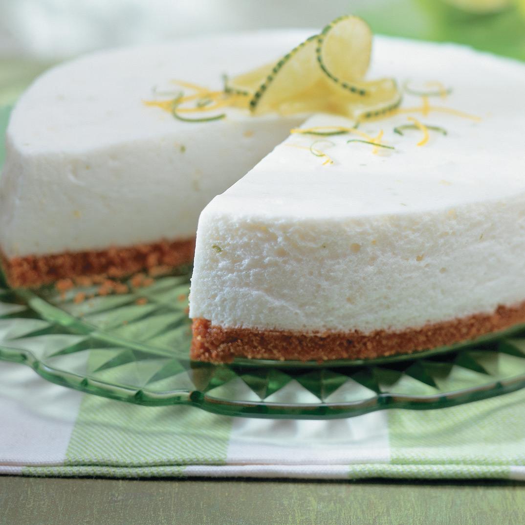 Lite Cheesecake