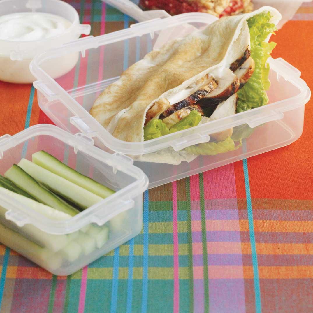 Tzatziki Chicken for sandwiches and salads