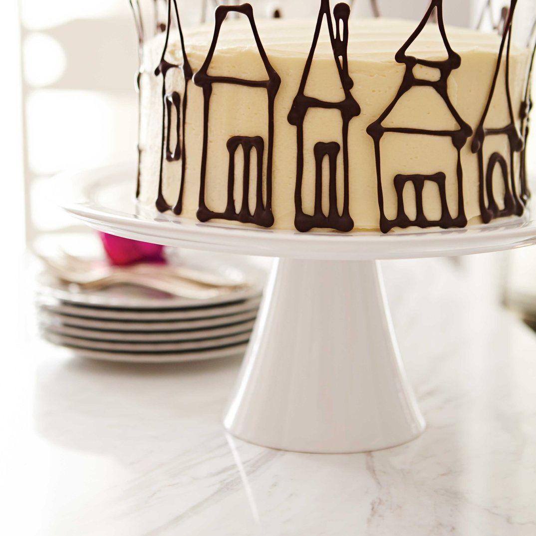 Little Chocolate Houses