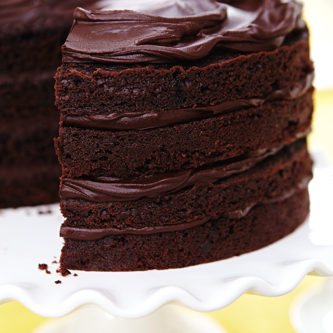 The <i>Best-Best</i> Chocolate Cake