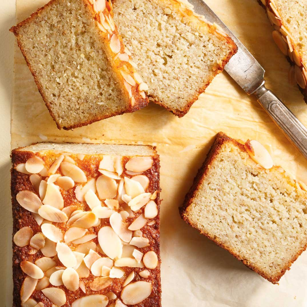Gluten-Free Banana and Almond Bread