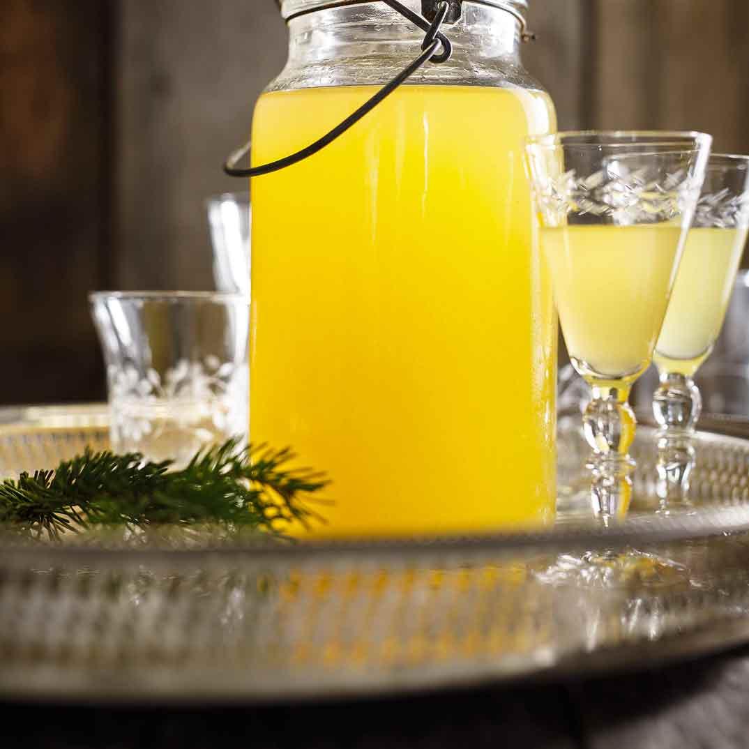 Vodka aux trois agrumes