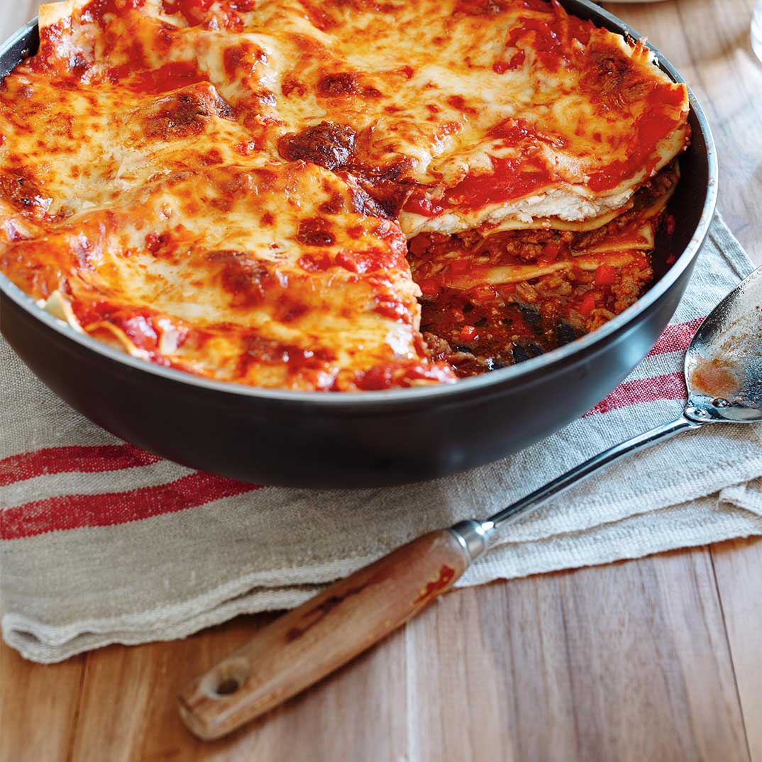 One-Pot Lasagna