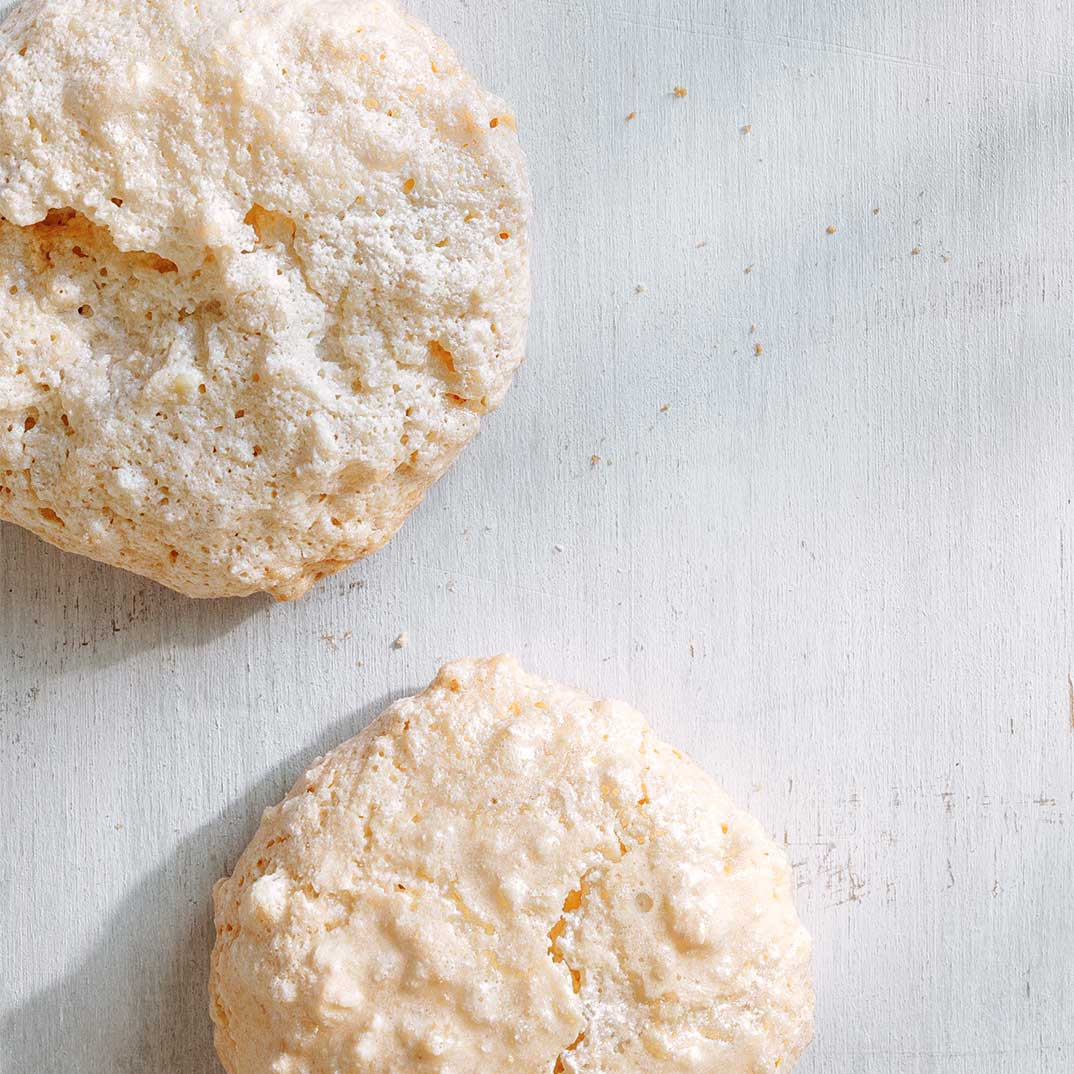 <i>Brutti ma Buoni</i> Almond Cookies