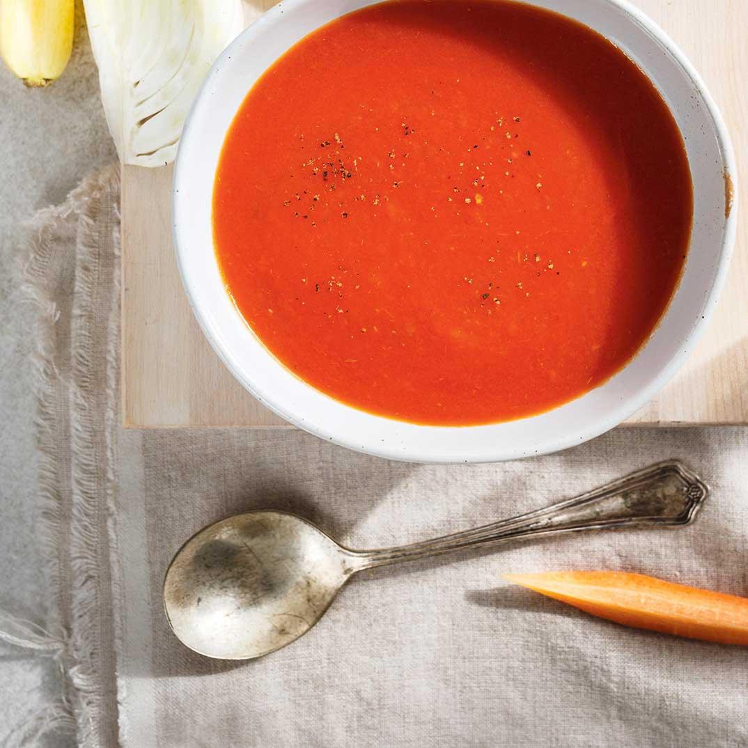Soupe Aux Tomates Ricardo