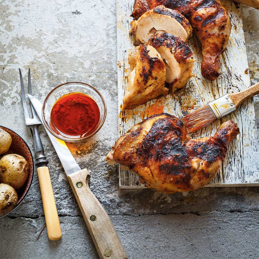 Portuguese-Style Grilled Chicken (The Best)
