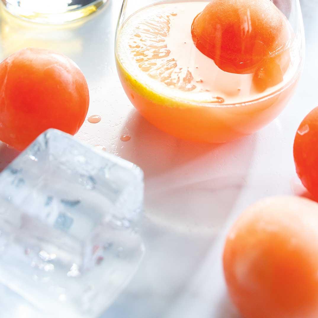 Grapefruit Tonic Mocktail