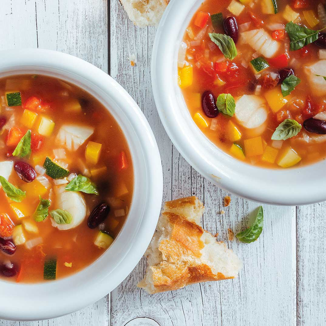 Soupe de poisson et de fenouil ricardo for Articles de cuisine de ricardo