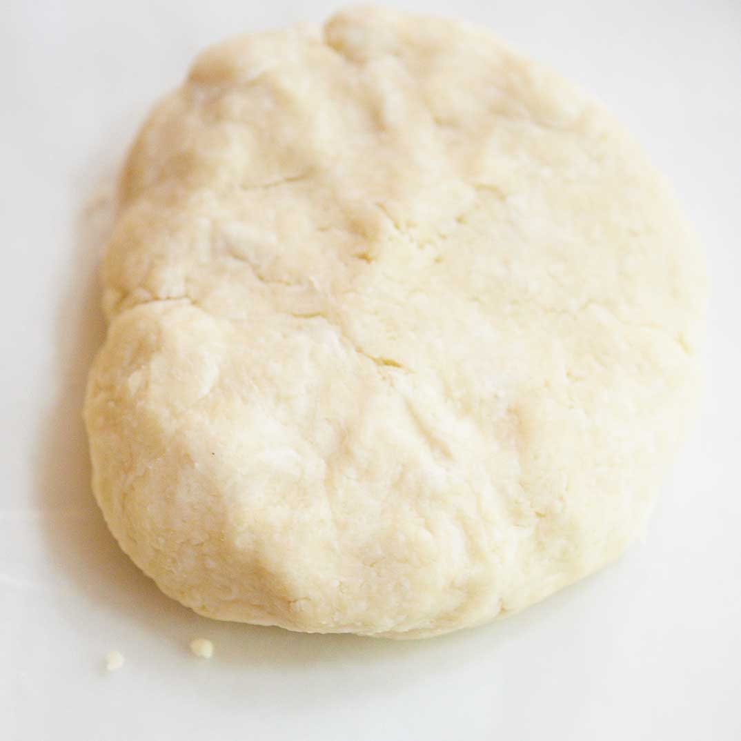Whole Wheat Pastry Dough
