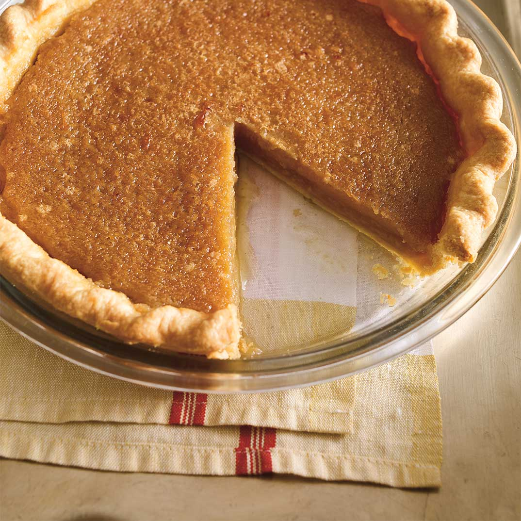 Maple Syrup Pie (The Best)