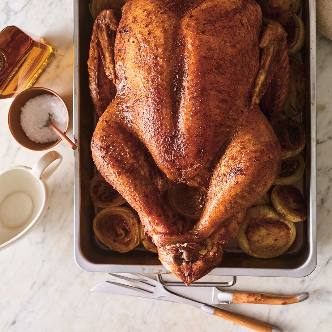 Honey-Spiced Turkey