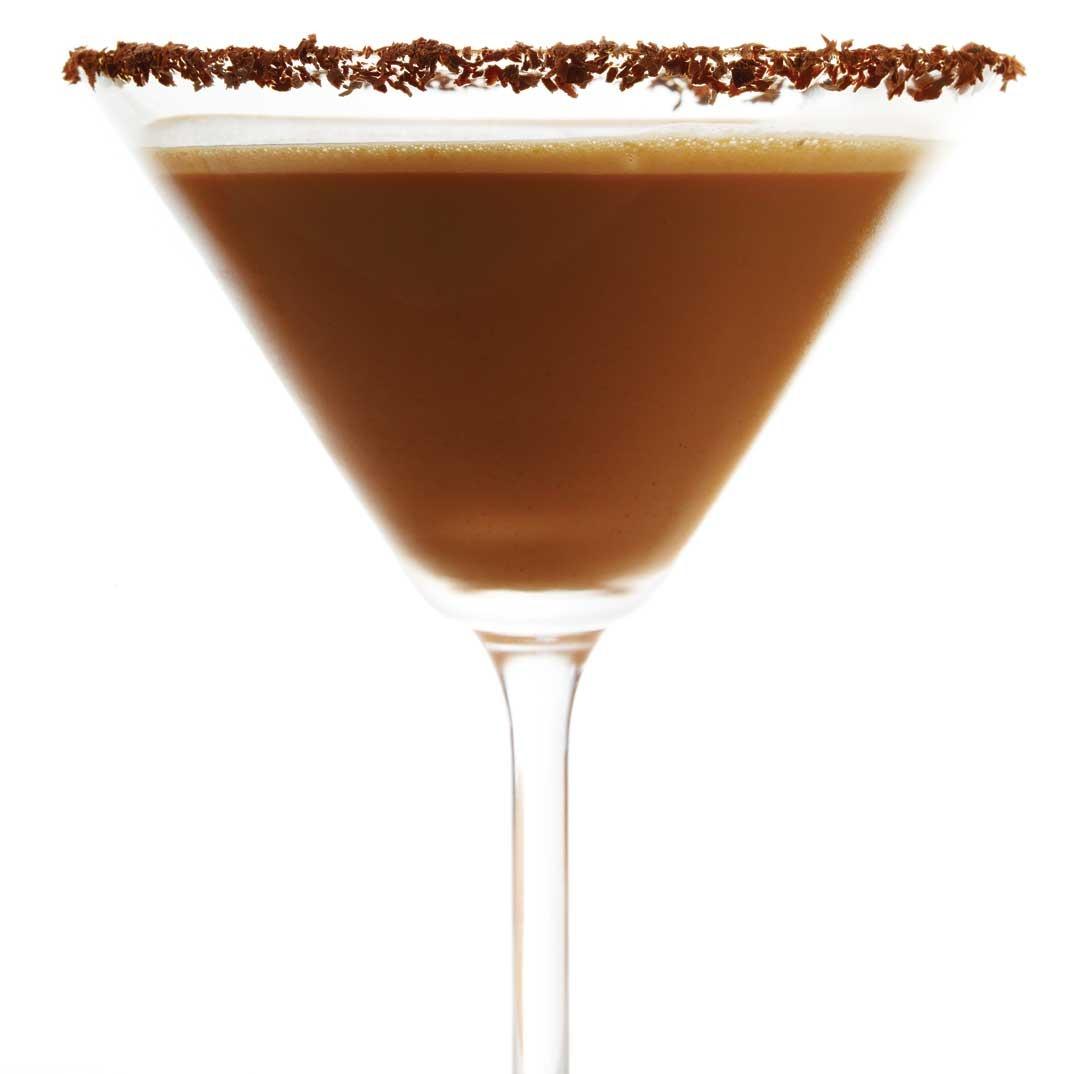 Martini au chocolat
