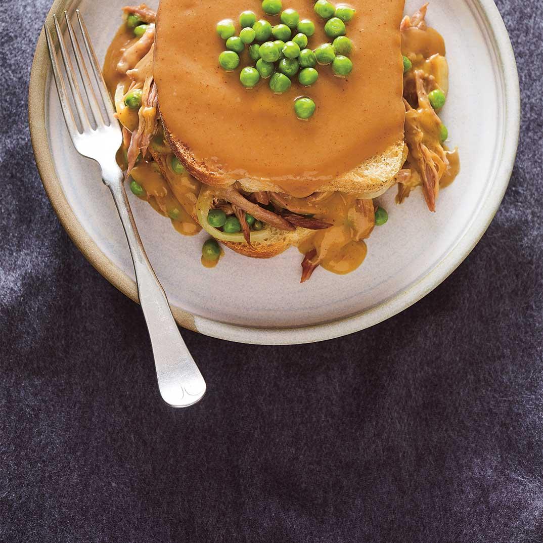 <i>Hot chicken</i> au canard
