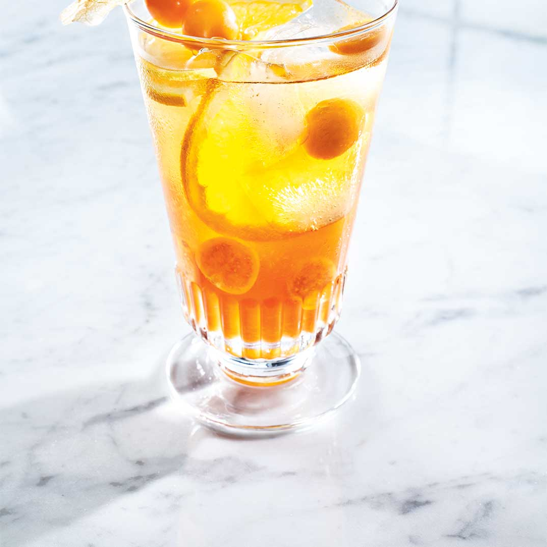 Le Saint-Lambert Iced Tea