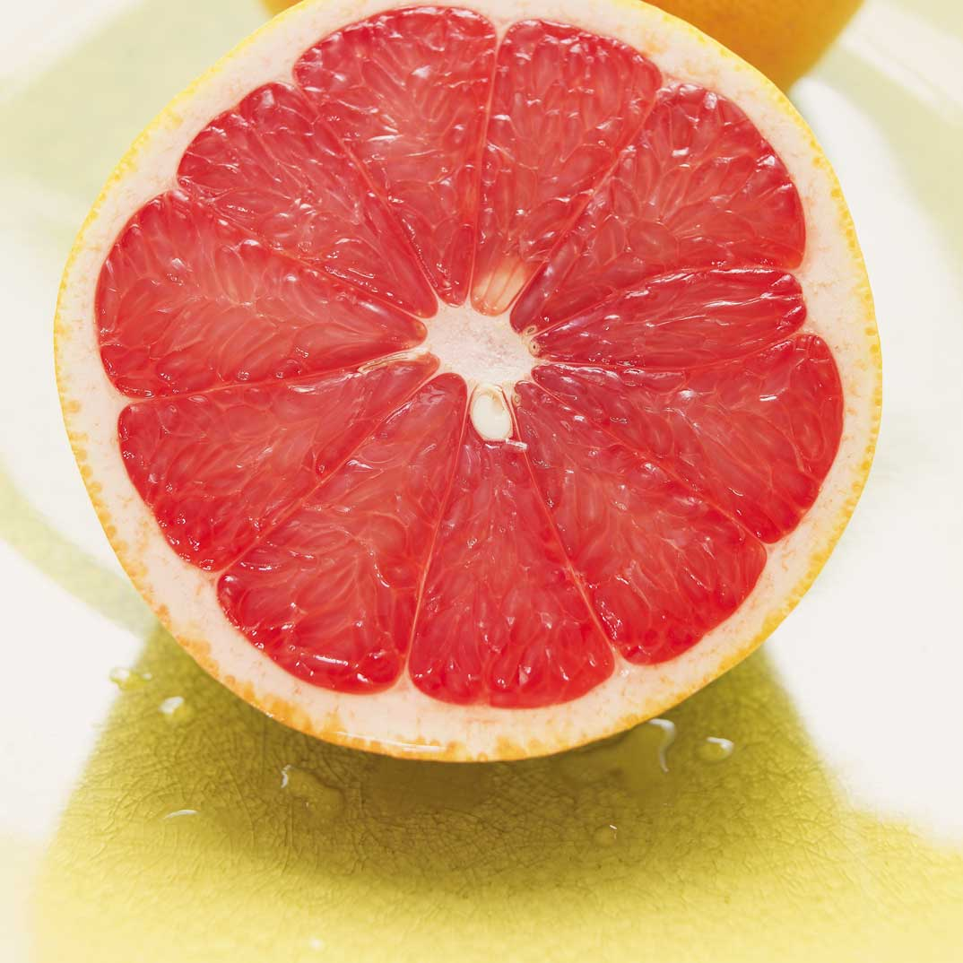 Grapefruit Syrup