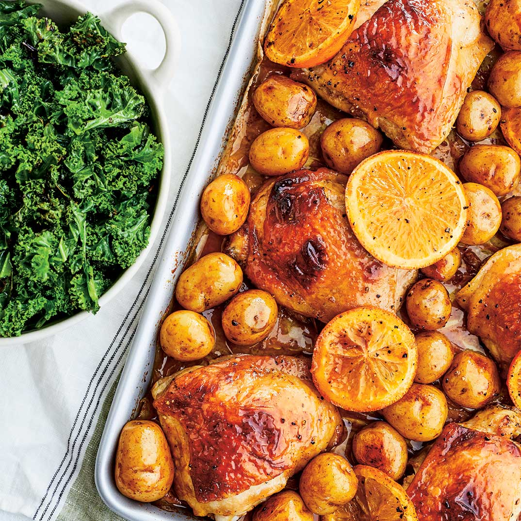 Sautéed Kale with Garlic