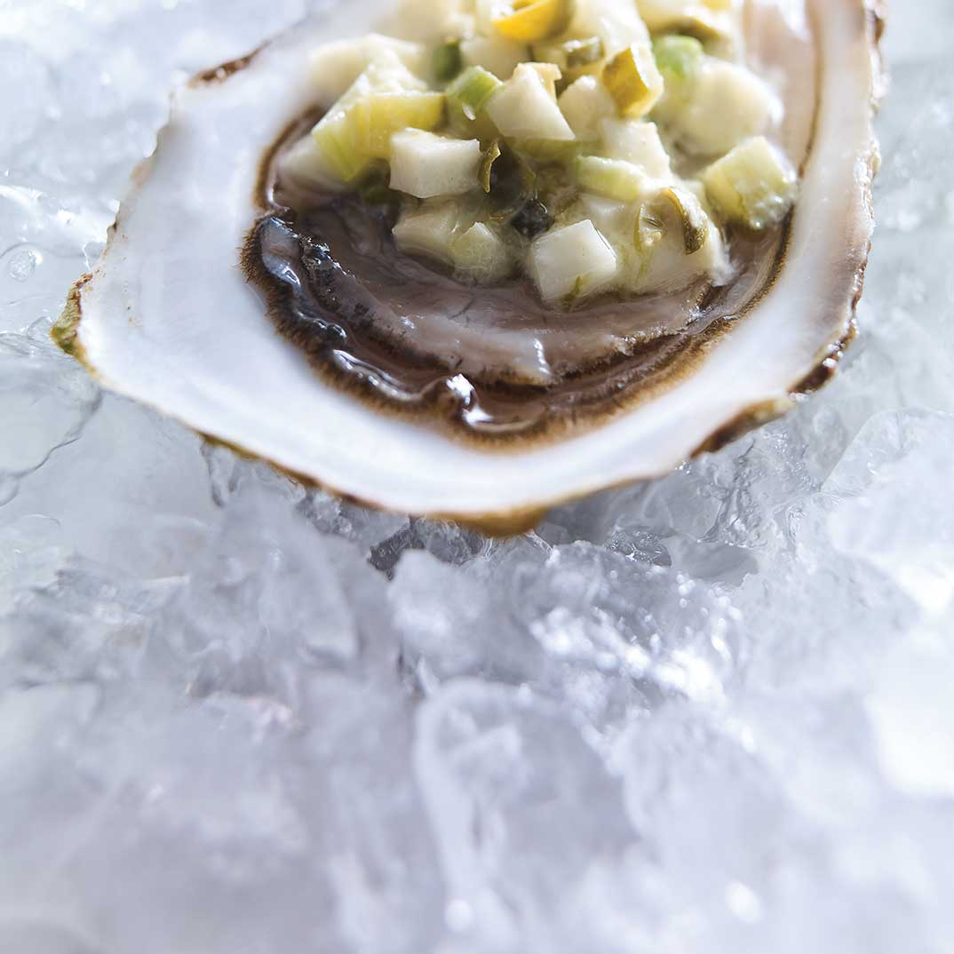 Remoulade Oysters