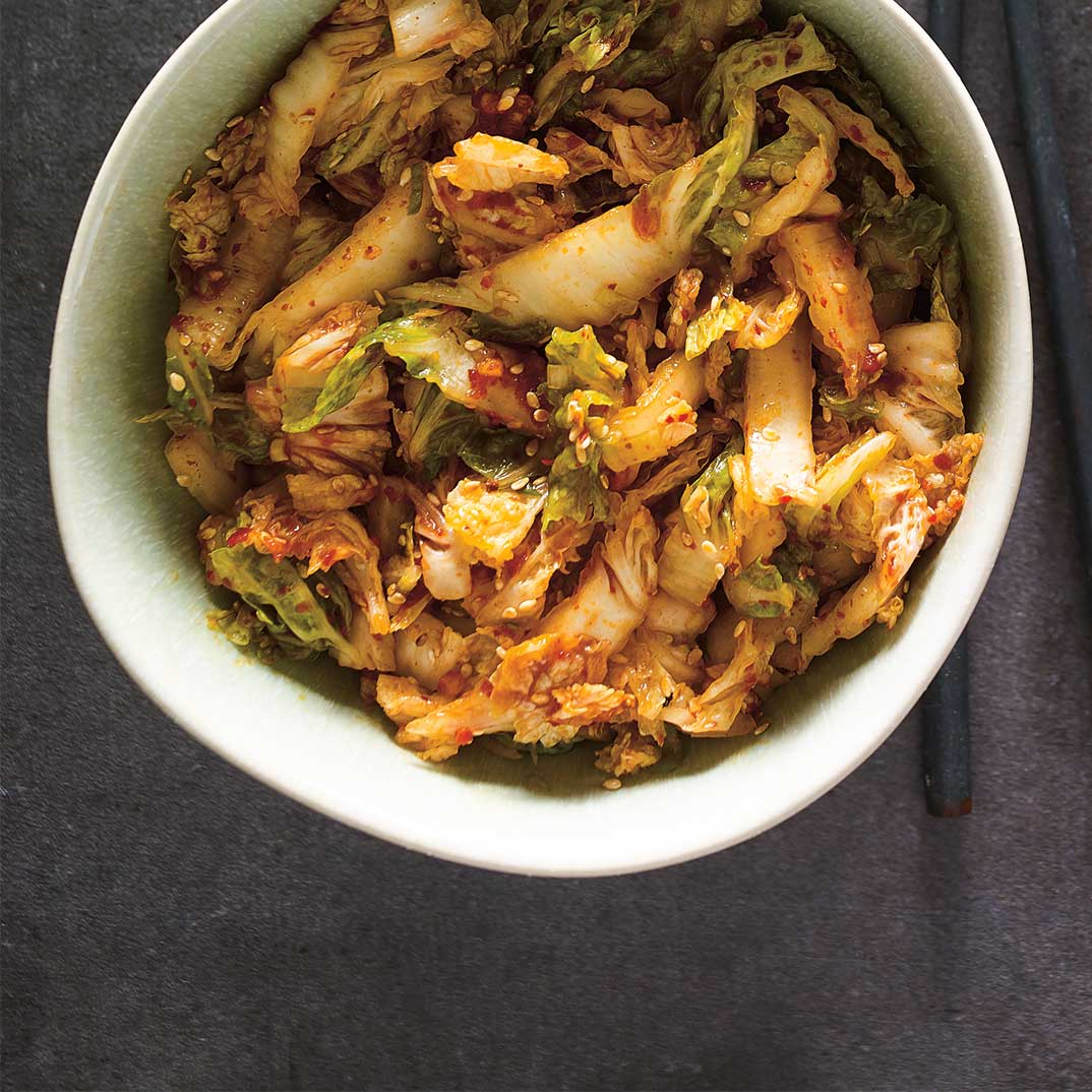 Mi Kyum Kim's Kimchi Salad