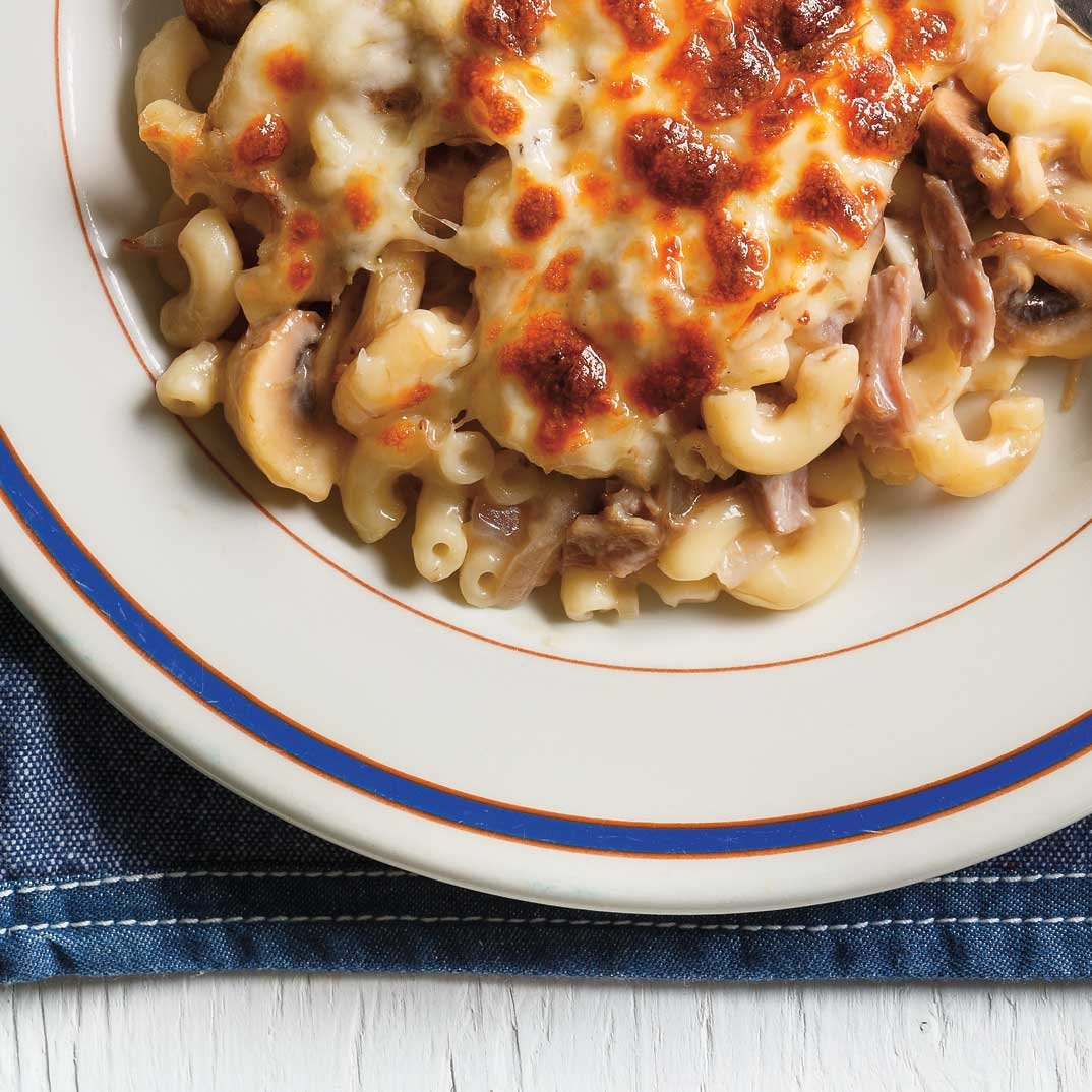 Macaroni au fromage de Léo
