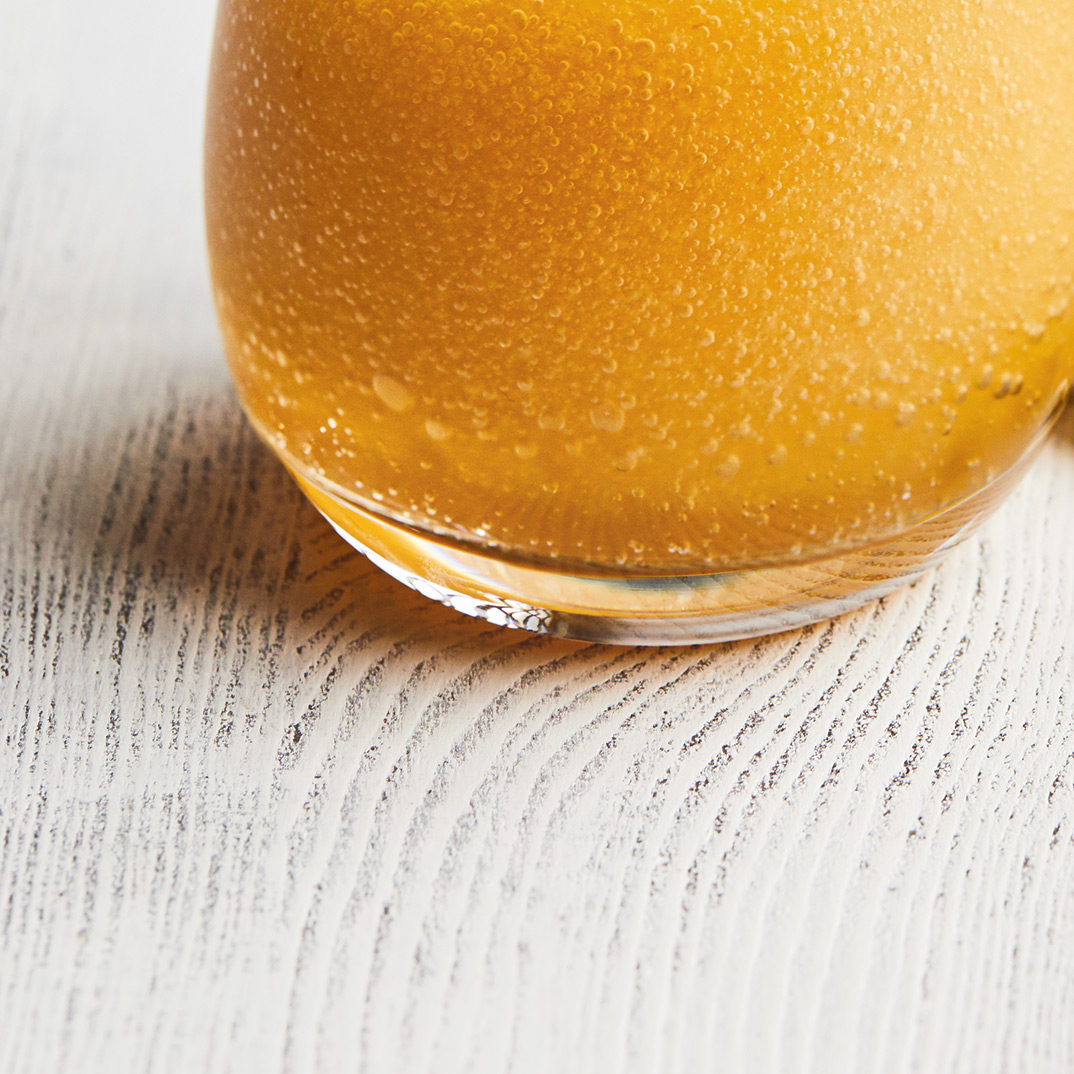 Cocktail glacé au Calijo et au sucre d'érable