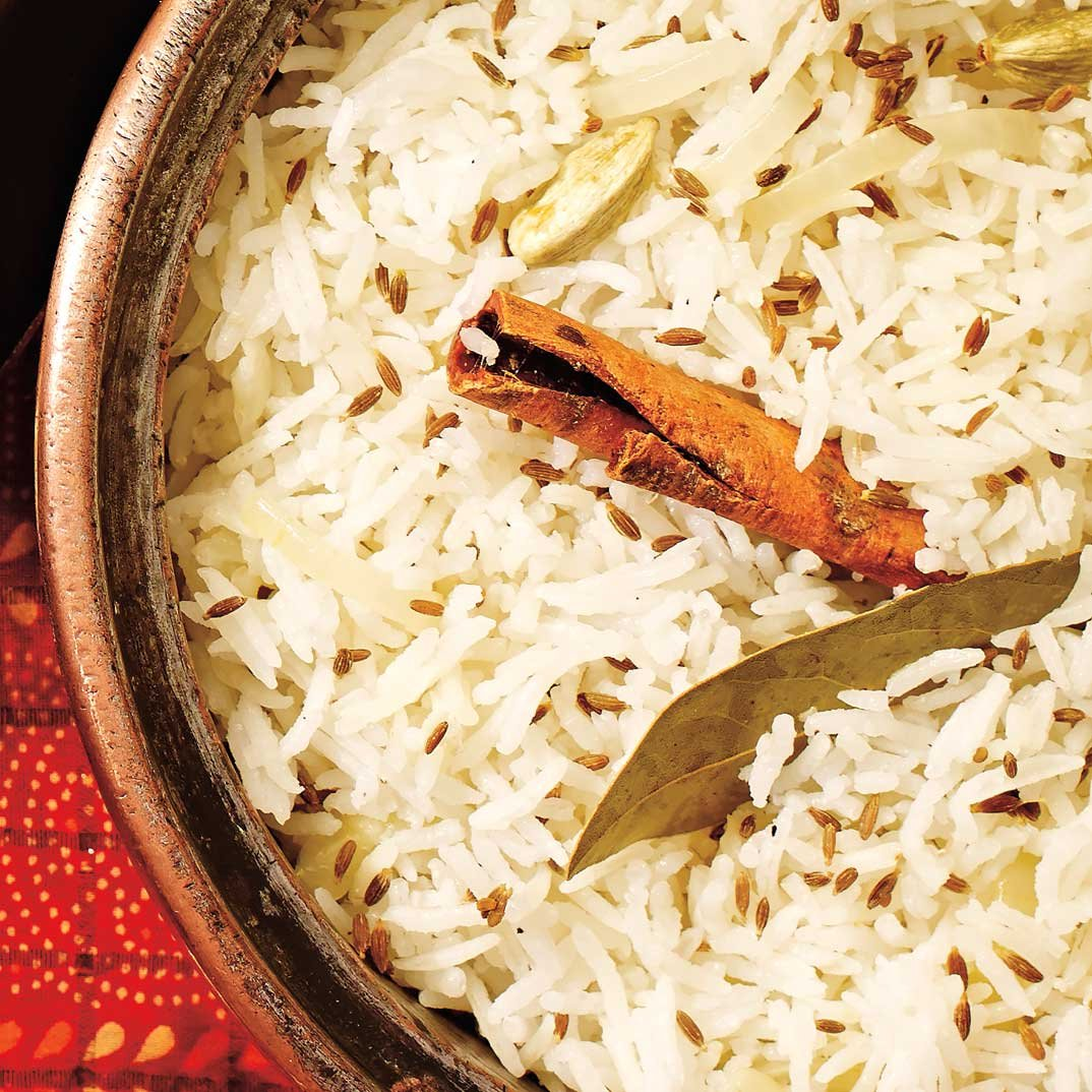 Spiced Rice Pilaf