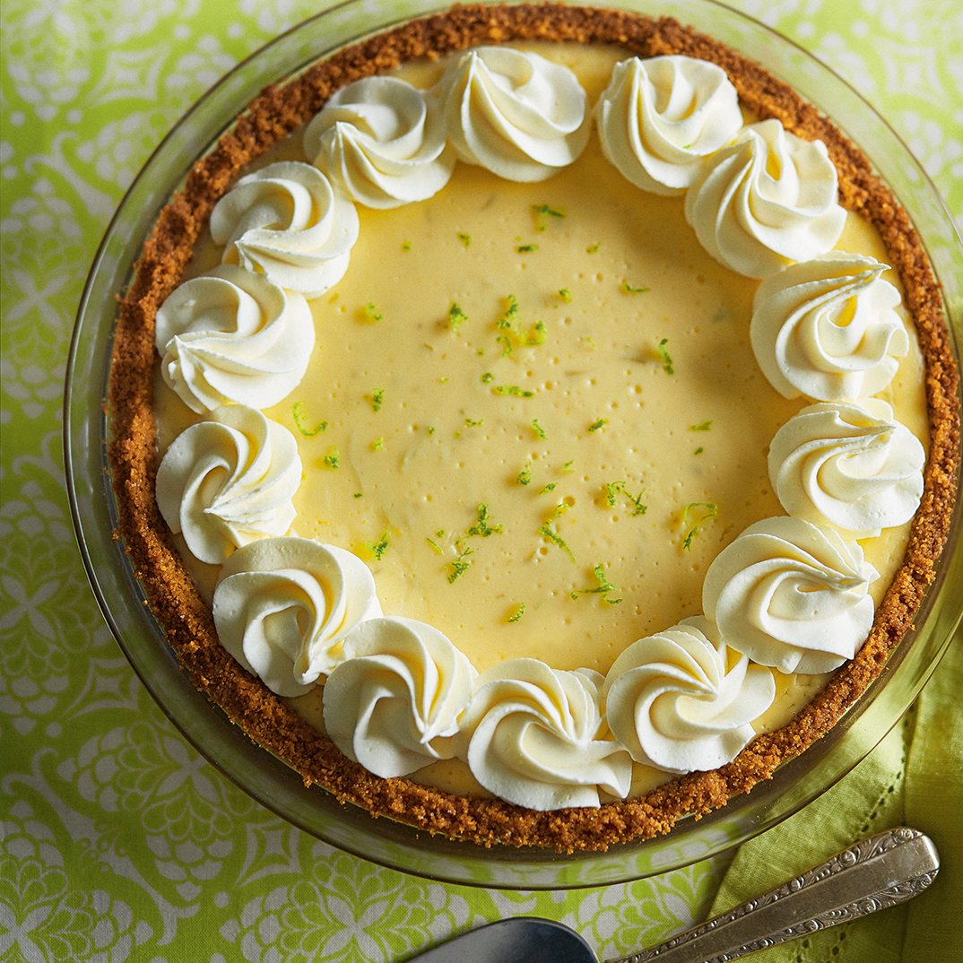 La meilleure tarte à la lime (Key lime pie)