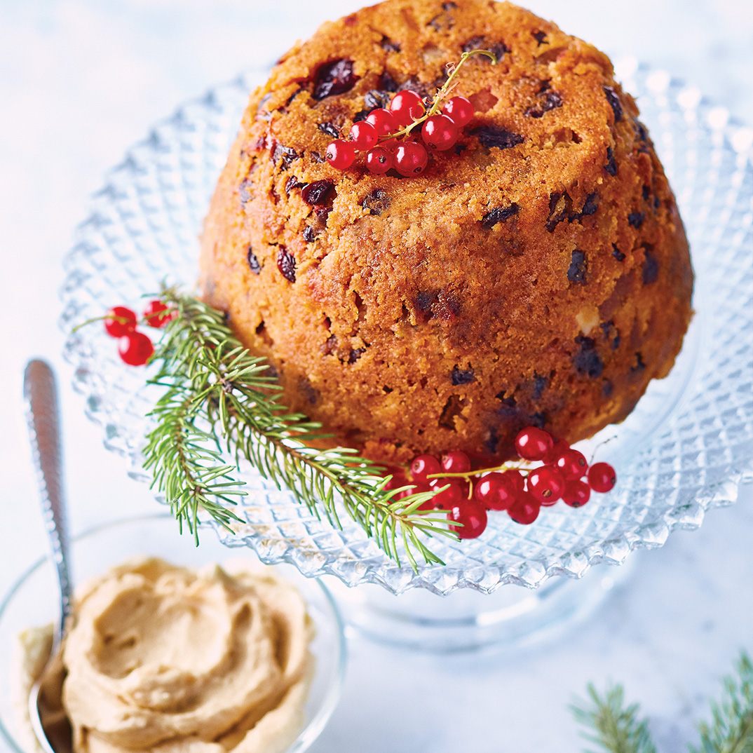 Plum-pudding de Noël