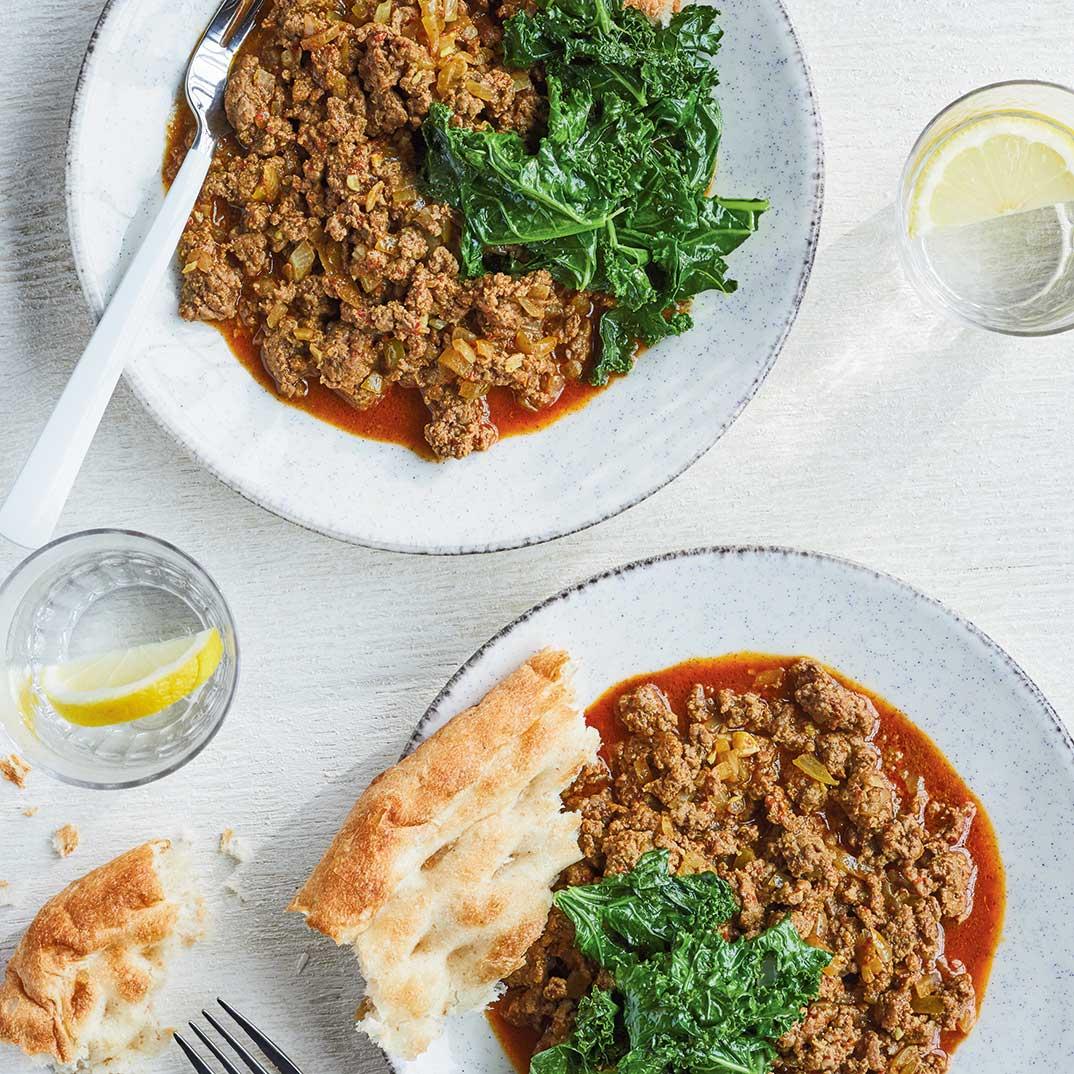 Ethiopian Berbere Beef Stew