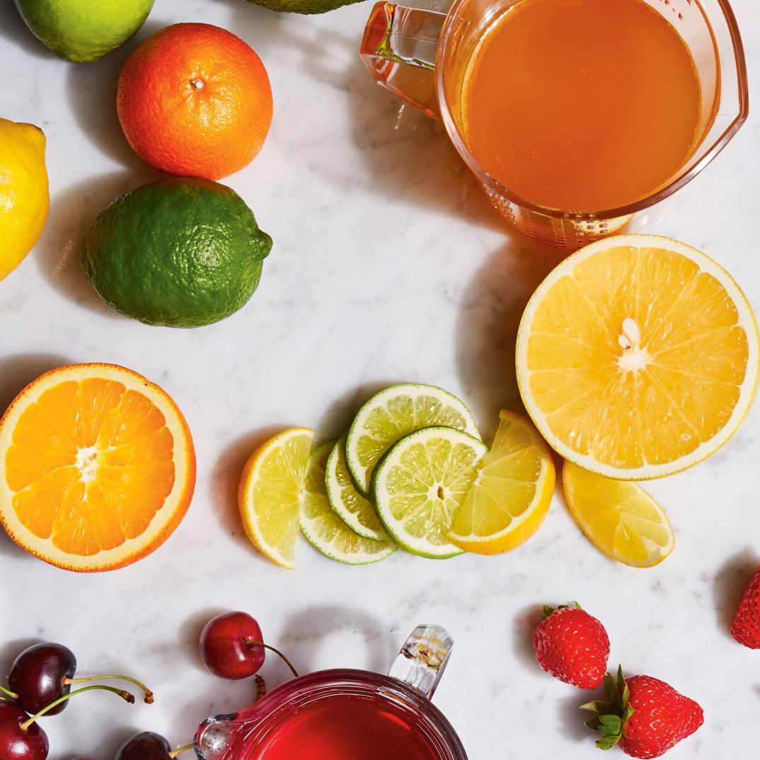 Citrus Syrup