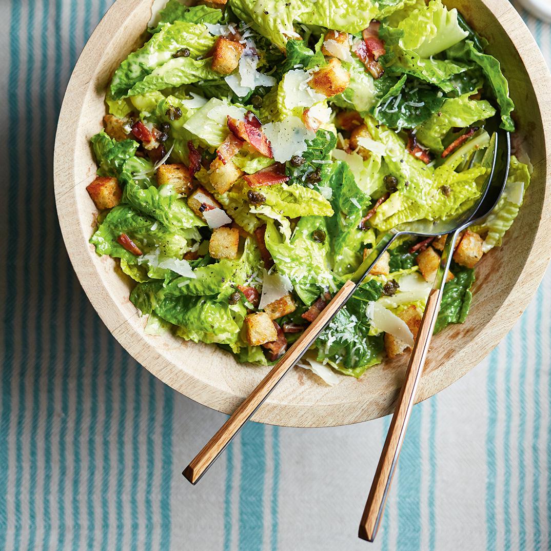 Salade César (la meilleure)