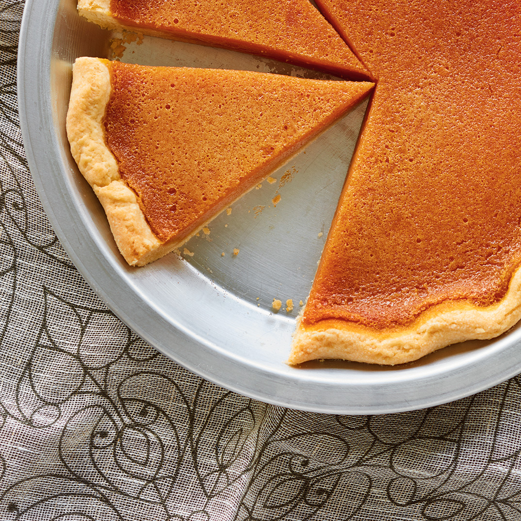 Apple Cider Tart