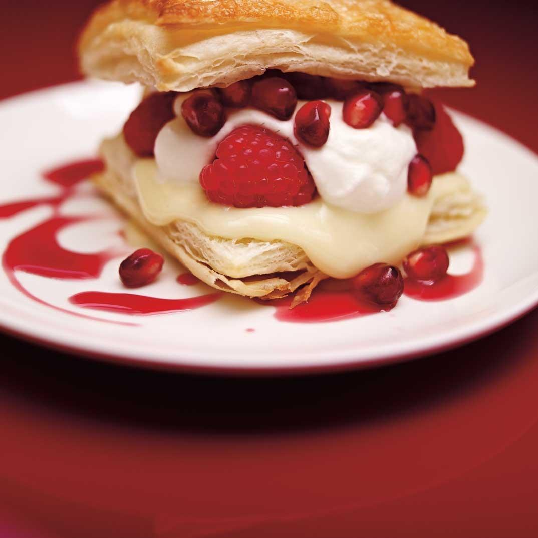 how to prepare pastry cream