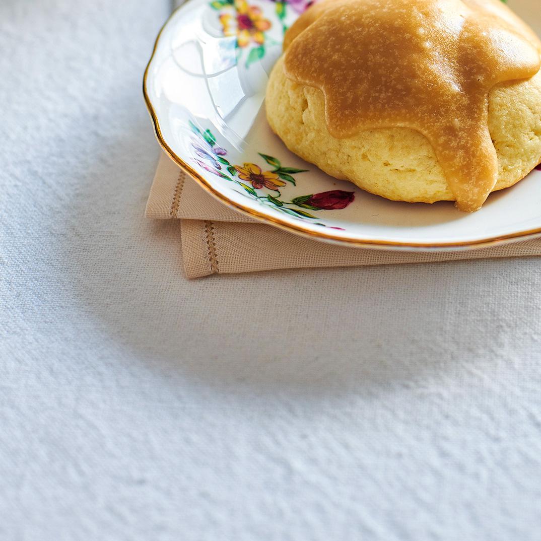 Sugar Fudge Cookies