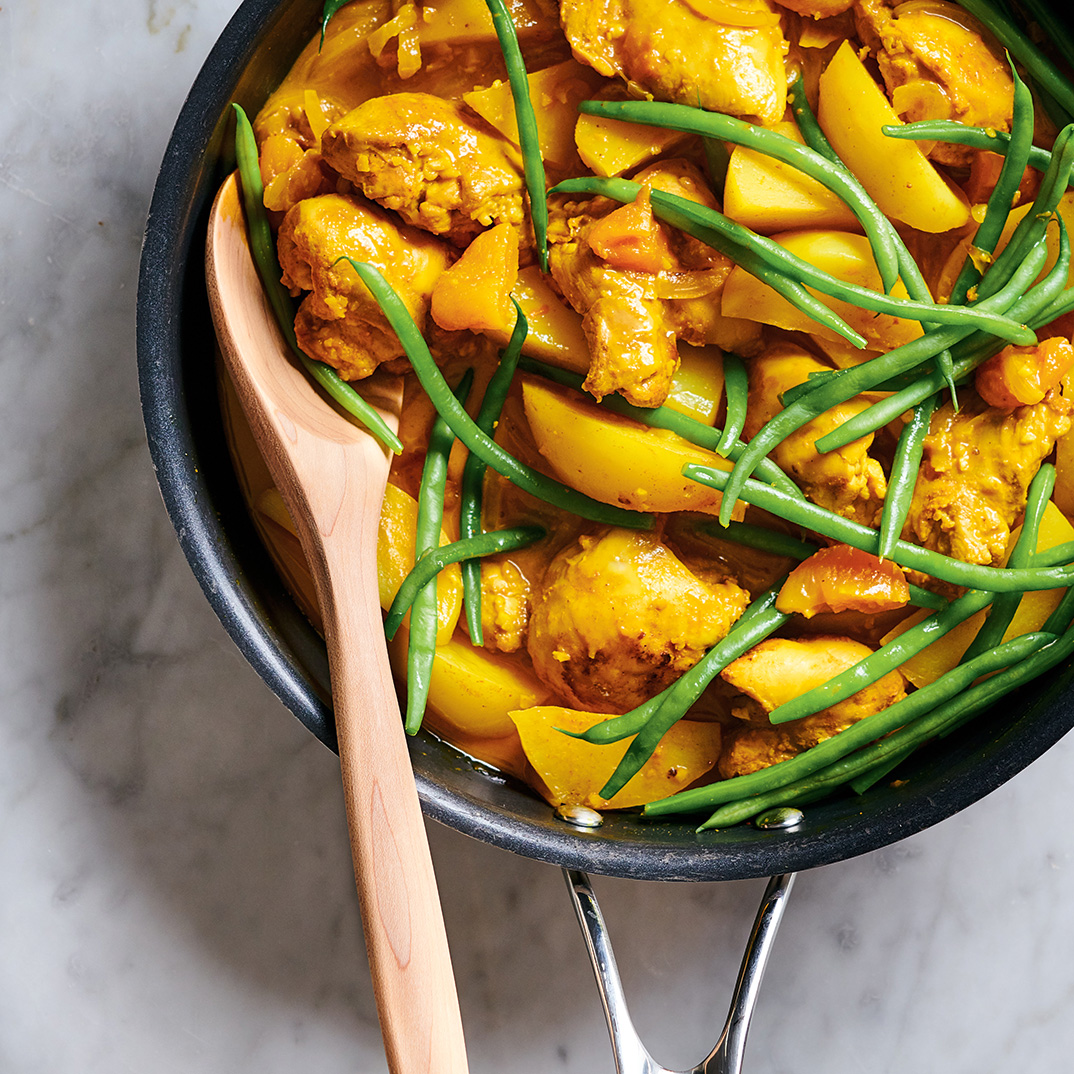 Apricot-Ginger Chicken
