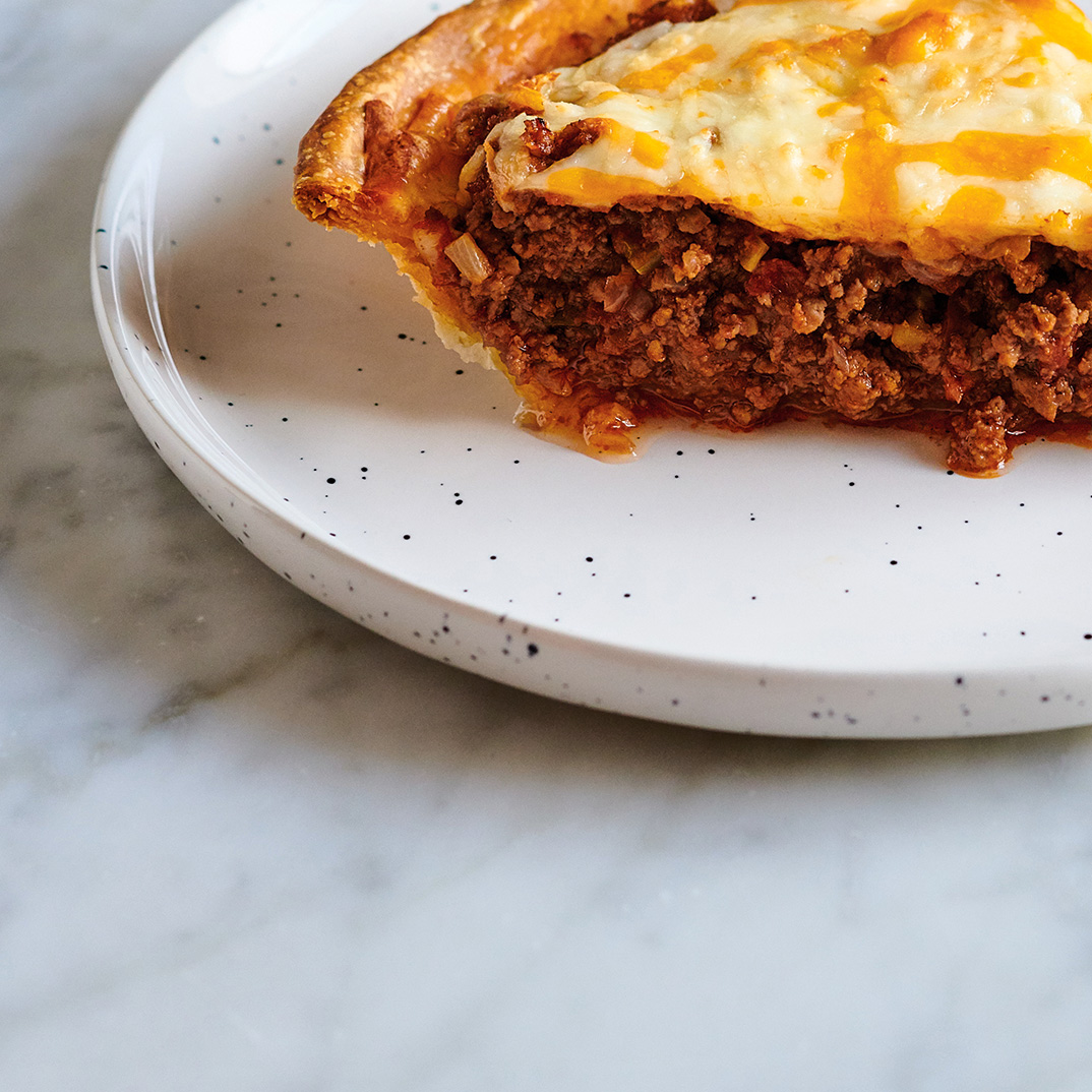 Mexican Beef Pie