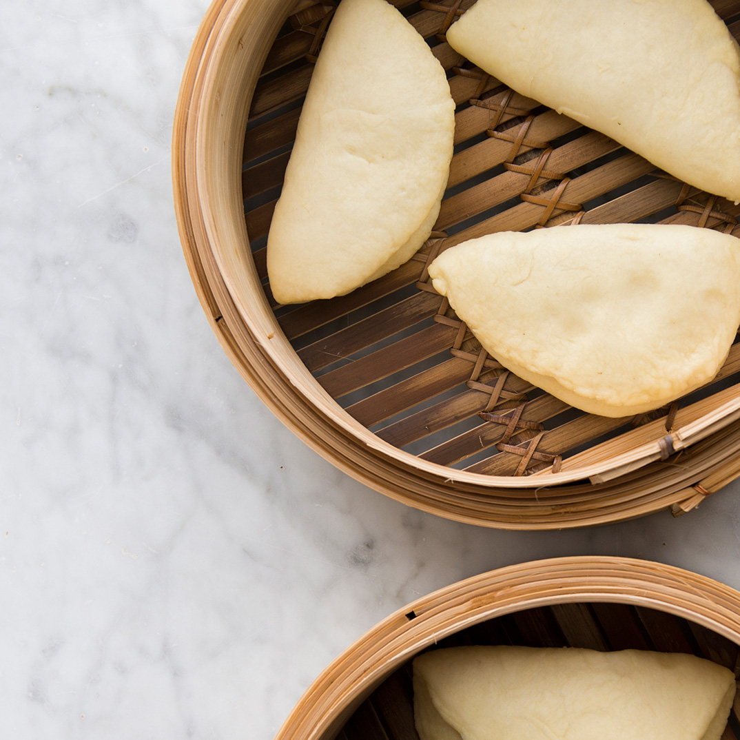Satay Brothers' Steamed Buns