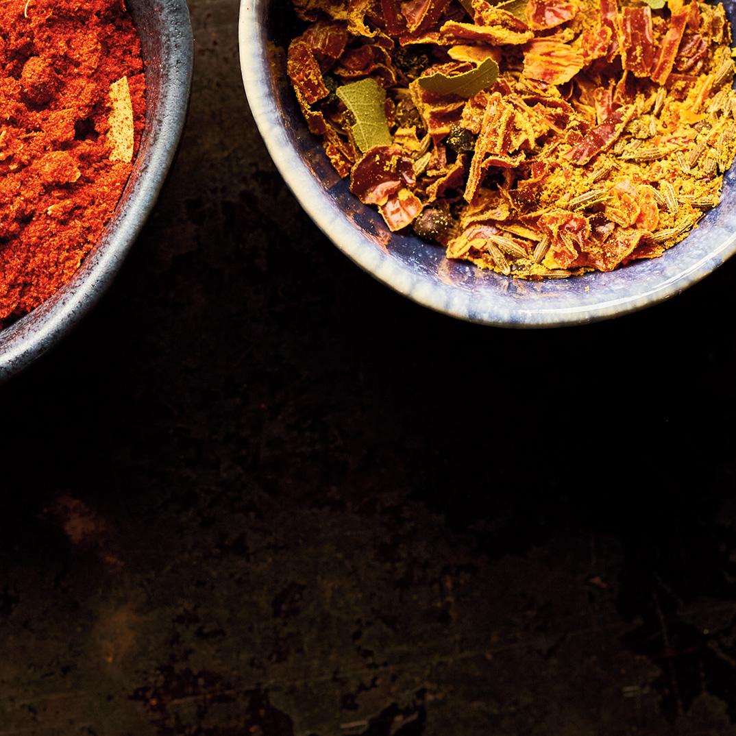 Mélange d'épices escale au Pérou d'Ethné de Vienne
