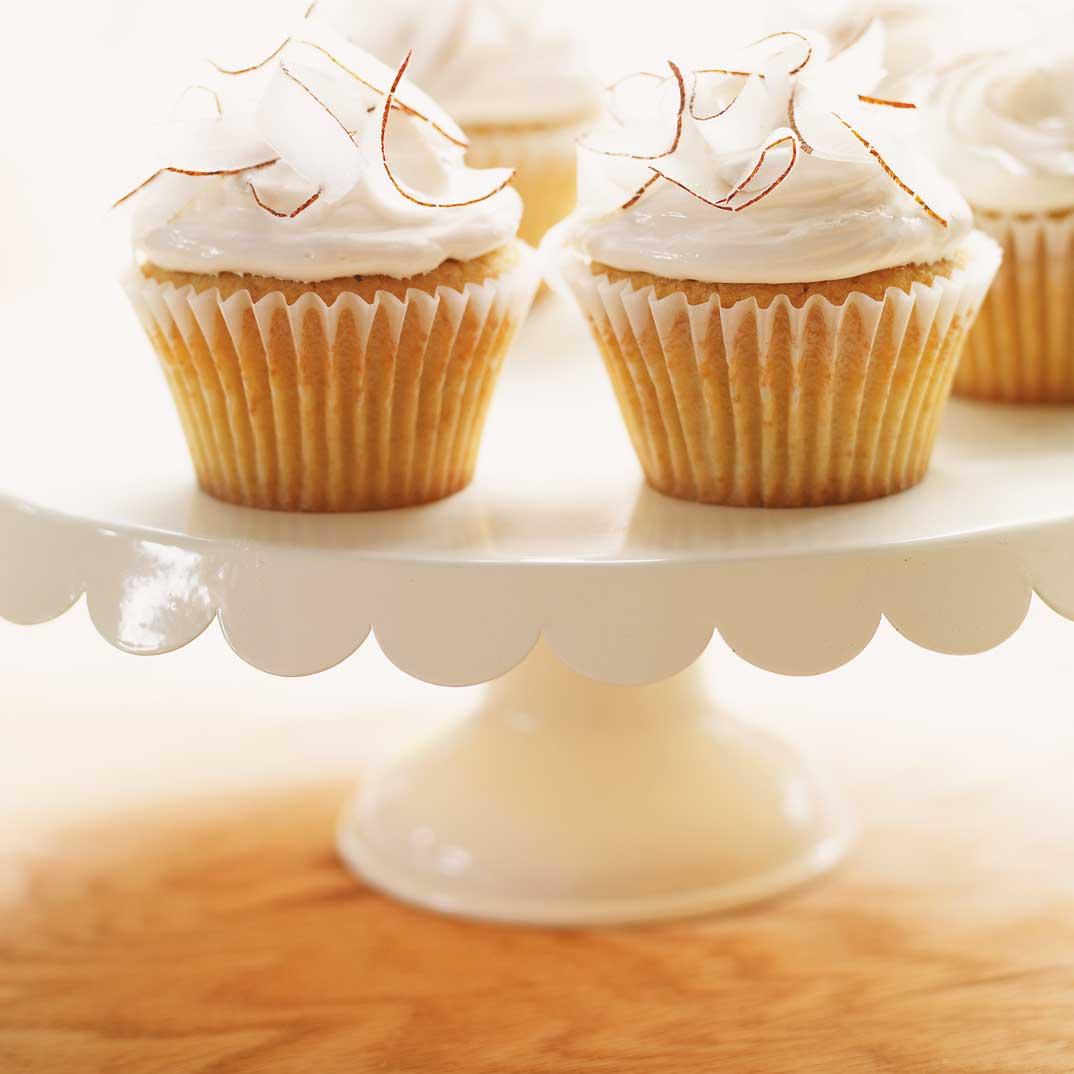 Maple Cupcakes