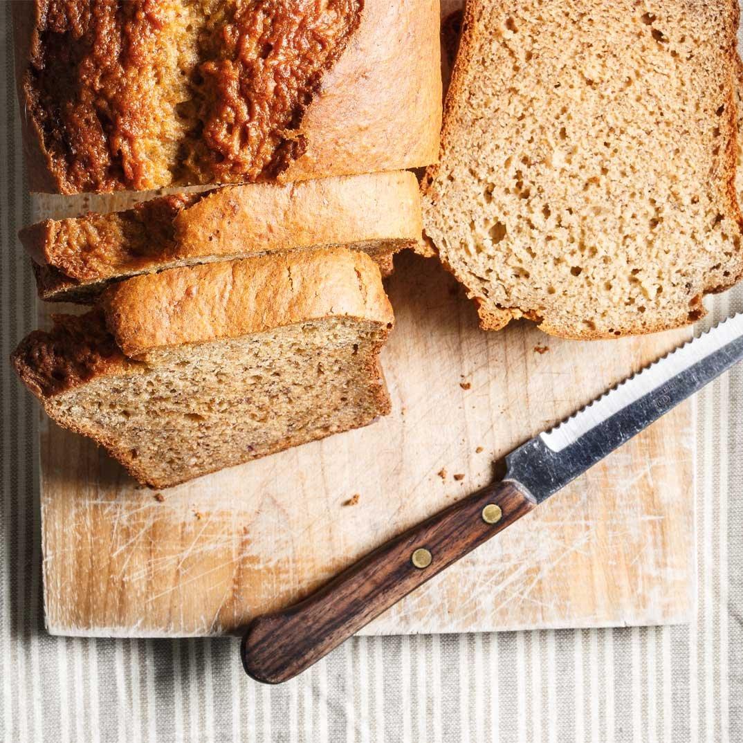 Bran and Five-Banana Bread