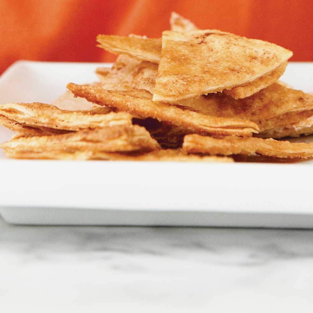 Biscuits tortillas
