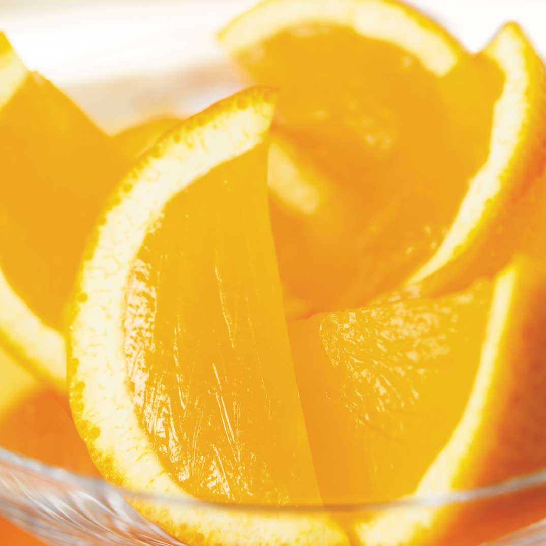 Orange Jiggles