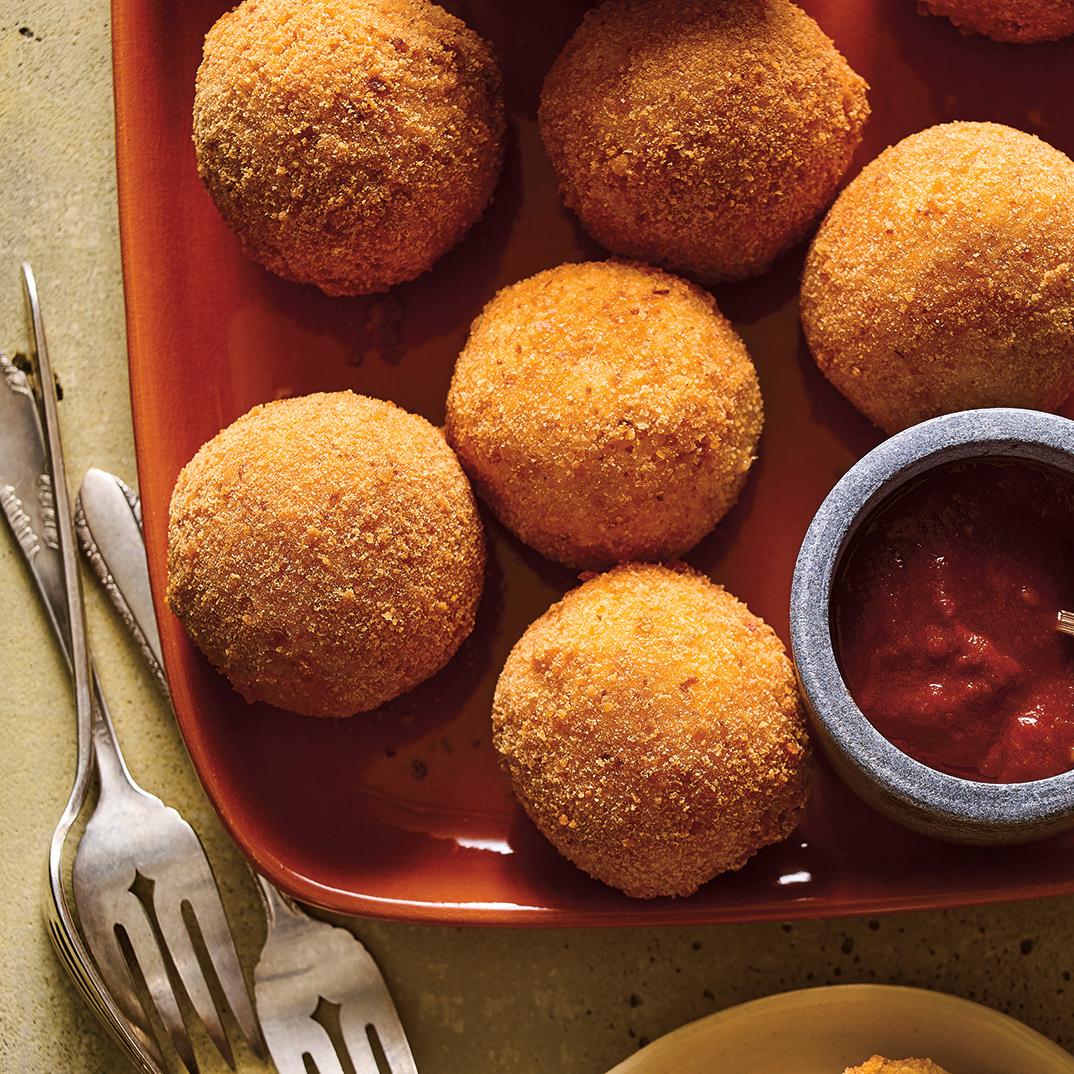 <i>Bombas</i> de pommes de terre