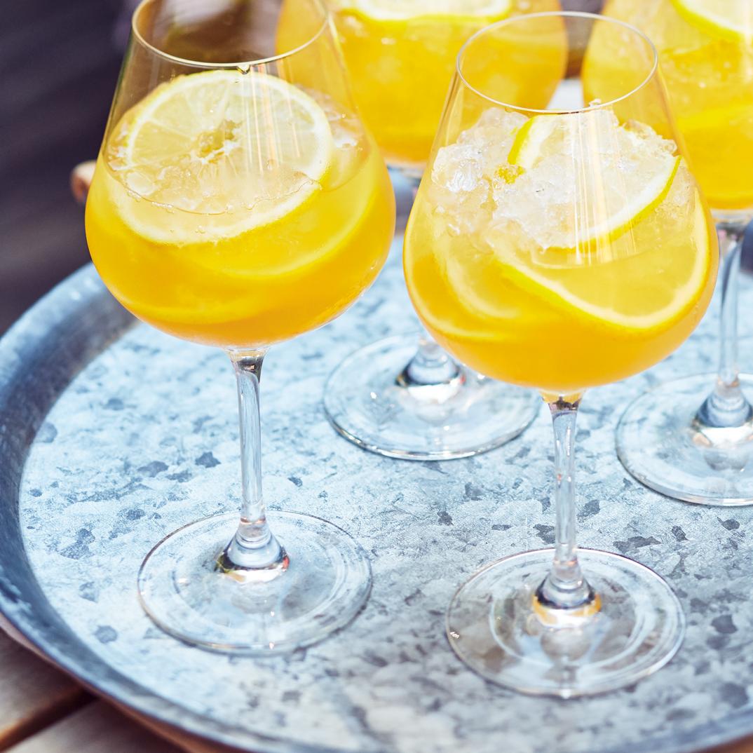 Sweet Muscat Lemonade