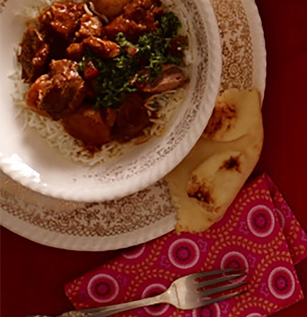 Red Lamb Curry