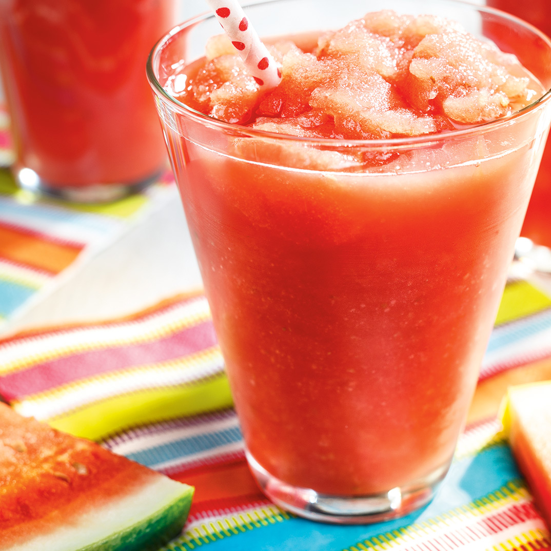 Watermelon Lemonade Slush