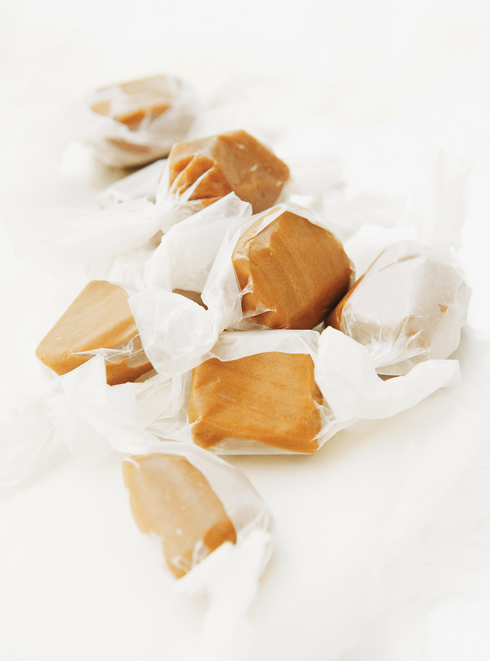 Pulled Taffy (St  Catherine's Day Taffy)