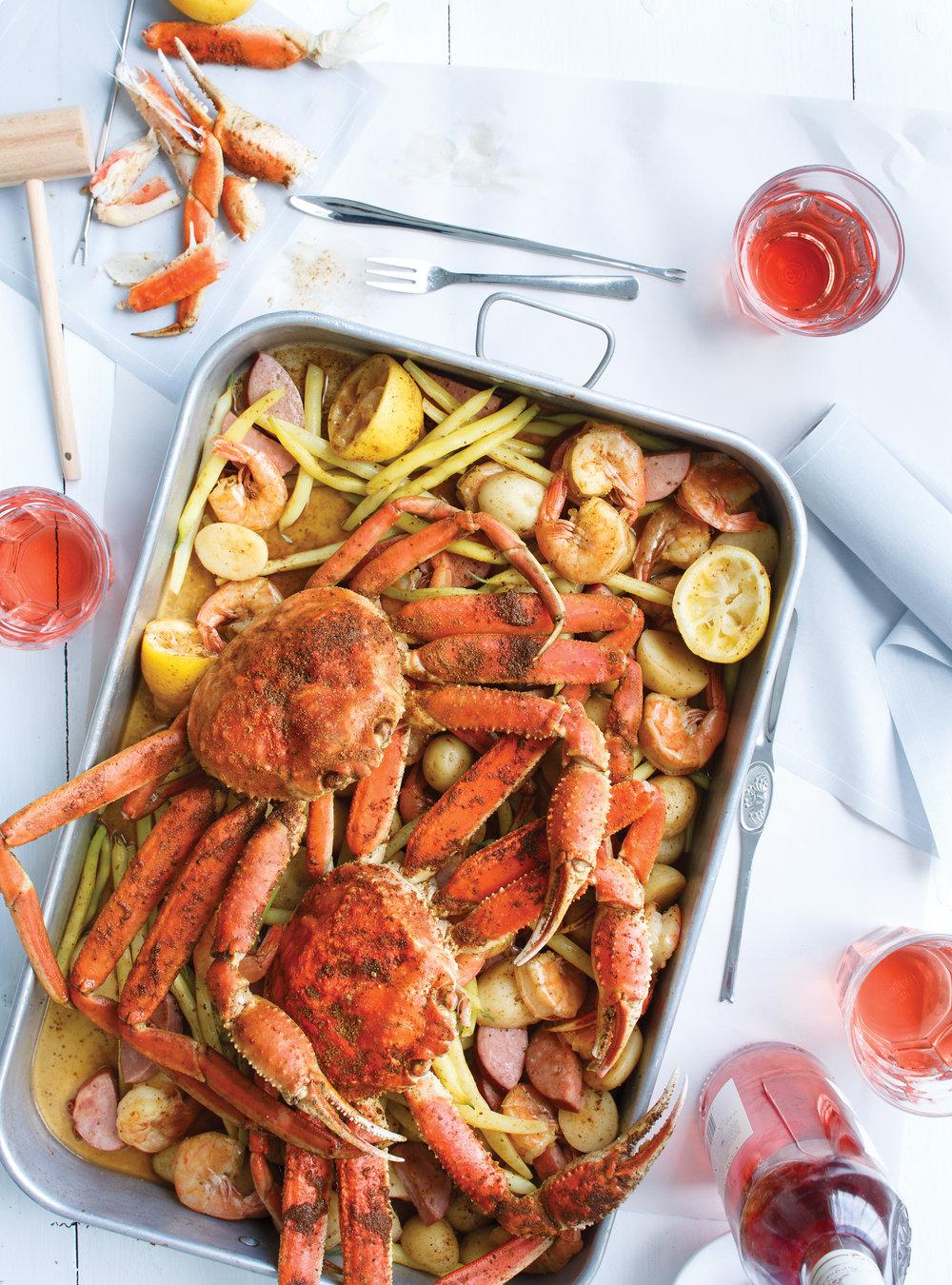 American style crab boil ricardo forumfinder Choice Image